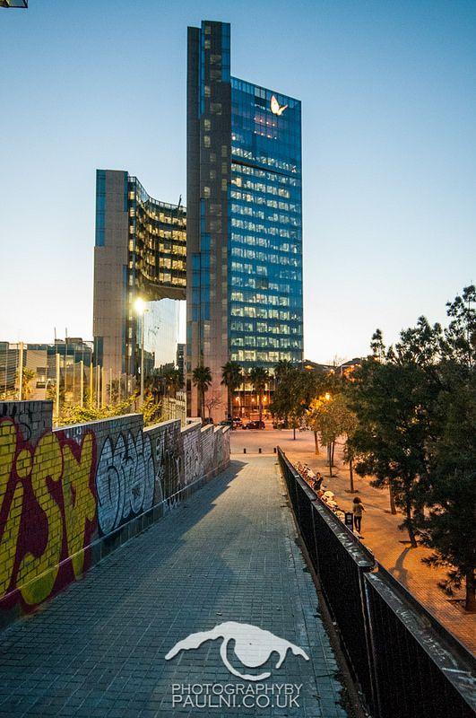 Torre Mare Nostrum, Barcelona | por Paul McMahon LRPS