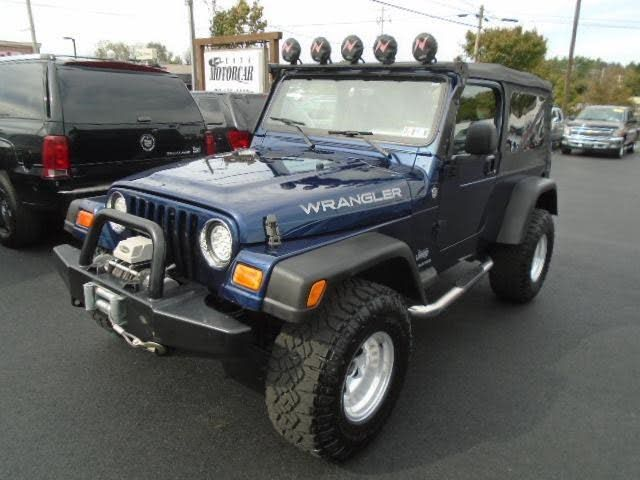 Used Jeep Wrangler For Sale Lancaster Pa Cargurus Used Jeep