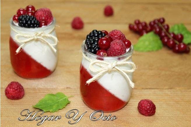 6 postres con gelatina para el verano