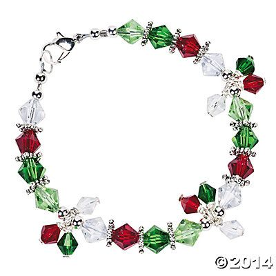 Make a festive project stand out with these Christmas cut crystal bead assortment. Plenty of beads included for any project. Make and give hand-made Christmas gifts!