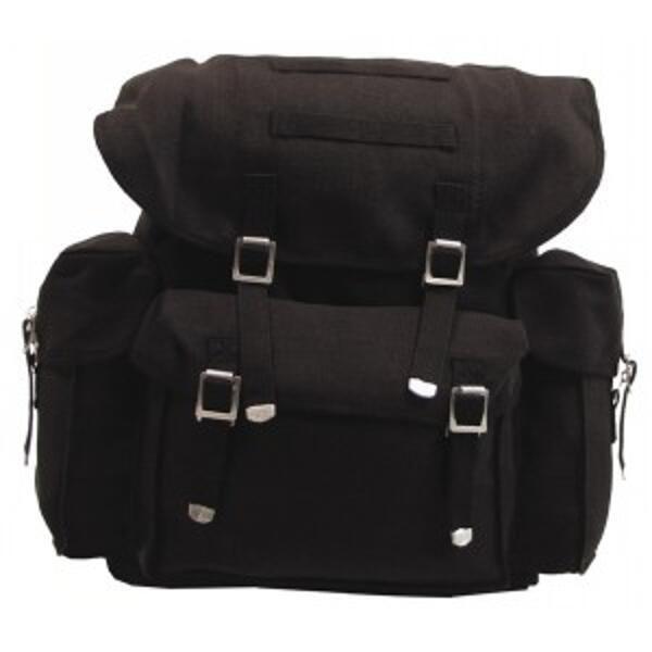 415178fb44cf6 BW Rucksack Mod. schwarz mit Träger (wie BW Packtas