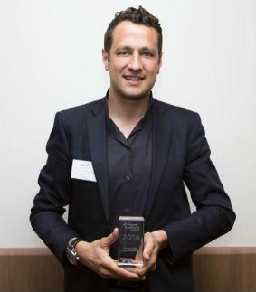 Arnaud Legrand, le PDG d'Energiency. © Energiency