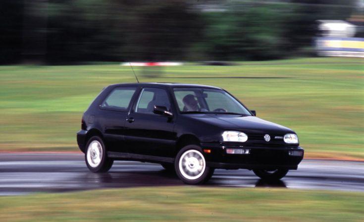 1992 Volkswagen Golf VR6