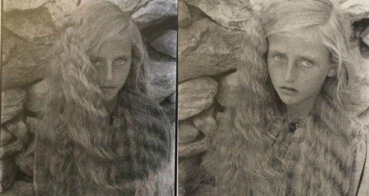 Εφυγε από τη ζωή το νεραϊδοκόριτσο από την Κρήτη -Είχε «μαγέψει» Ιταλό ανθρωπολόγο