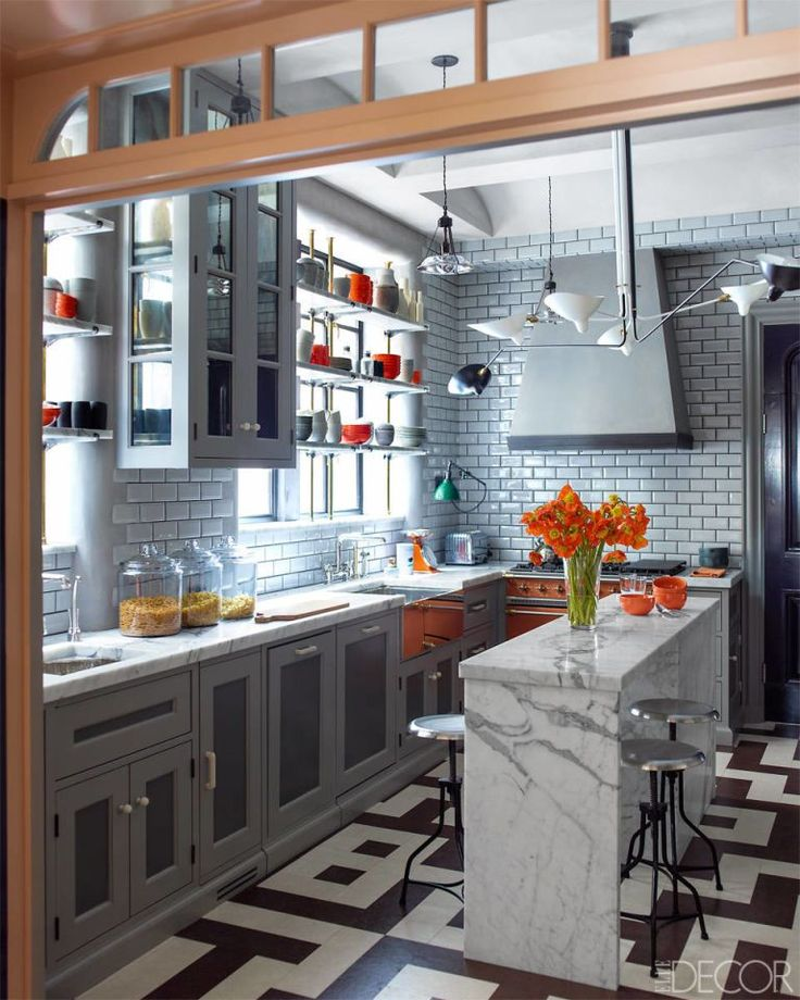 2497 Best Kitchen For Small Spaces Images On Pinterest