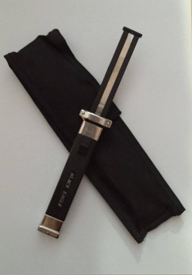 Σουγιάς Black Eagle με θήκη (Προσφορά λόγω συσκευασίας) Μήκος: Λεπίδας 8cm / Συνολικό Μήκος 22cm