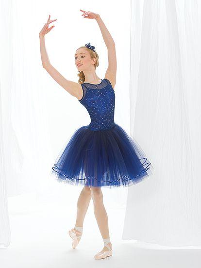 A Little Night Music | Revolution Dancewear 2015 Costume Collection