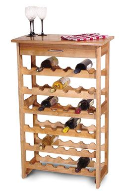 $214.00 Wine Rack Kitchen Islands - Catskill Craftsman Wine Rack.See More Wine Racks at http://www.zbuys.com/level.php?node=3950=wine-racks