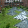 Beth Israel Hospital's 19,000 sq. ft. Green Roof is Dotted with Diamond-Shaped Skylights Beth Israel Green Roof – Inhabitat New York City