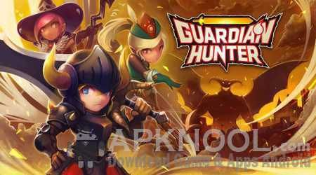 Guardian Hunter SuperBrawlRPG MOD APK 1.4.0.00