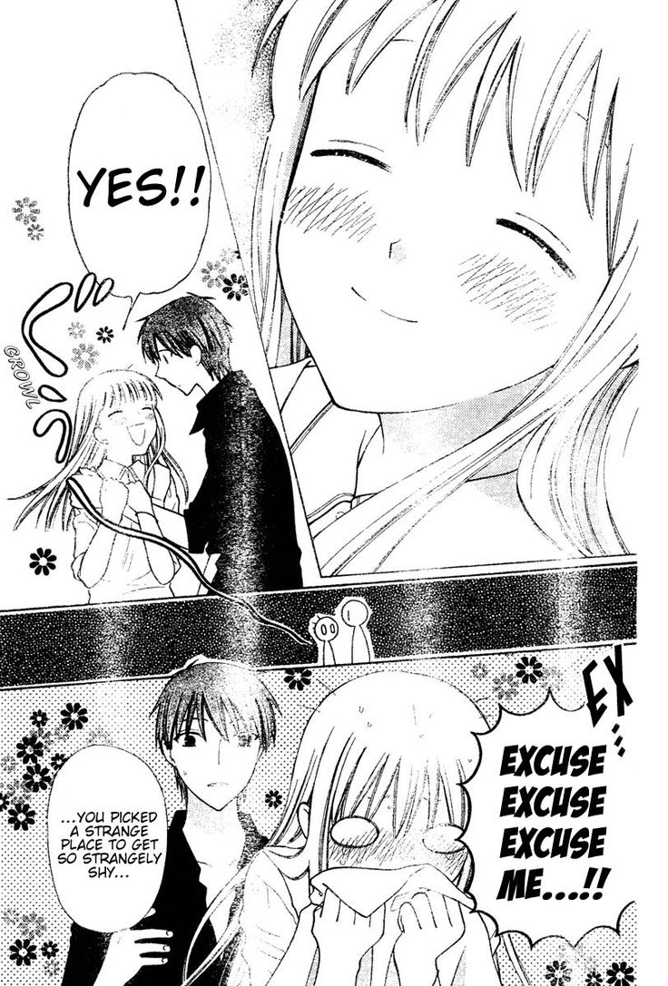 Yupp that's Tohru Fruits basket anime, Fruits basket