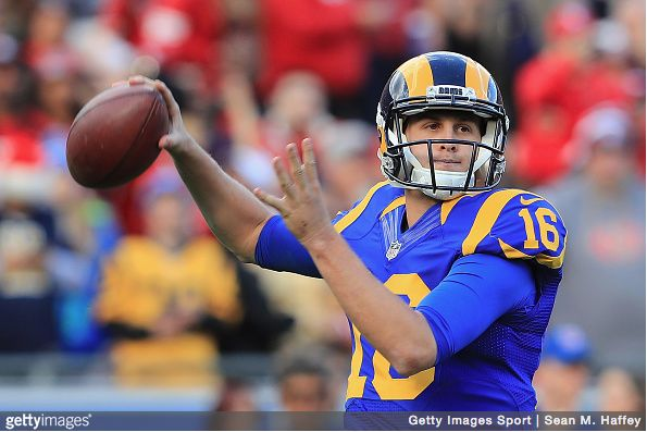 Now that Case Keenum has signed with the Vikings, Jared Goff will be front and center in his second NFL season: https://www.amazon.com/s/ref=as_acph_sp_saskl_101_on?rh=n%3A3375251%2Cn%3A!2334110011%2Cn%3A!2334172011%2Cn%3A5658447011%2Cp_89%3ASKLZ&bbn=5658447011&ie=UTF8&qid=1380818850&rnid=2528832011&tag=endzoneblog-20&camp=15401&creative=415257&linkCode=ur1&adid=0HC5DXZMNGMVFDTGS7NZ&