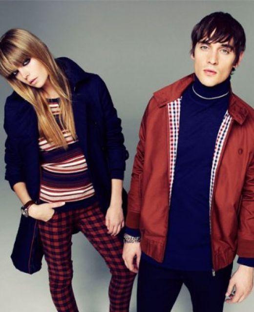 Ben Sherman mod clothes