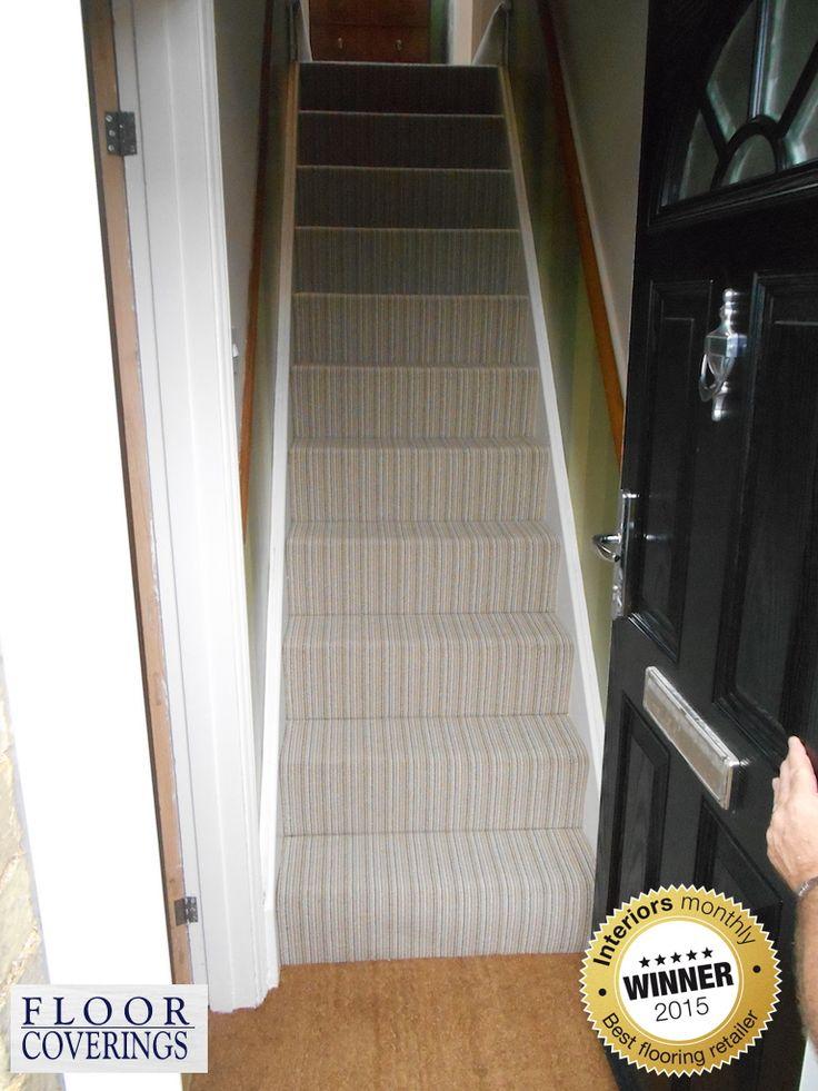 Ulster Carpets Wellington Stripe Carpet Fitters Floor Coverings Carpet Stairs