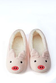 Forever 21 - My daughter´s favourite slippers