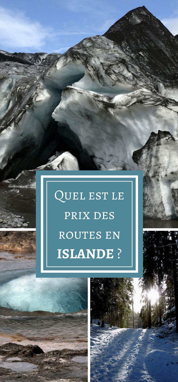 Conseils de voyage et des précisions sur les frais qui s'appliquent en fonction des différentes catégories de véhicules si vous partez en Road Trip en Islande. #Voiture #Routes #Islande #Voyage #RoadTrip