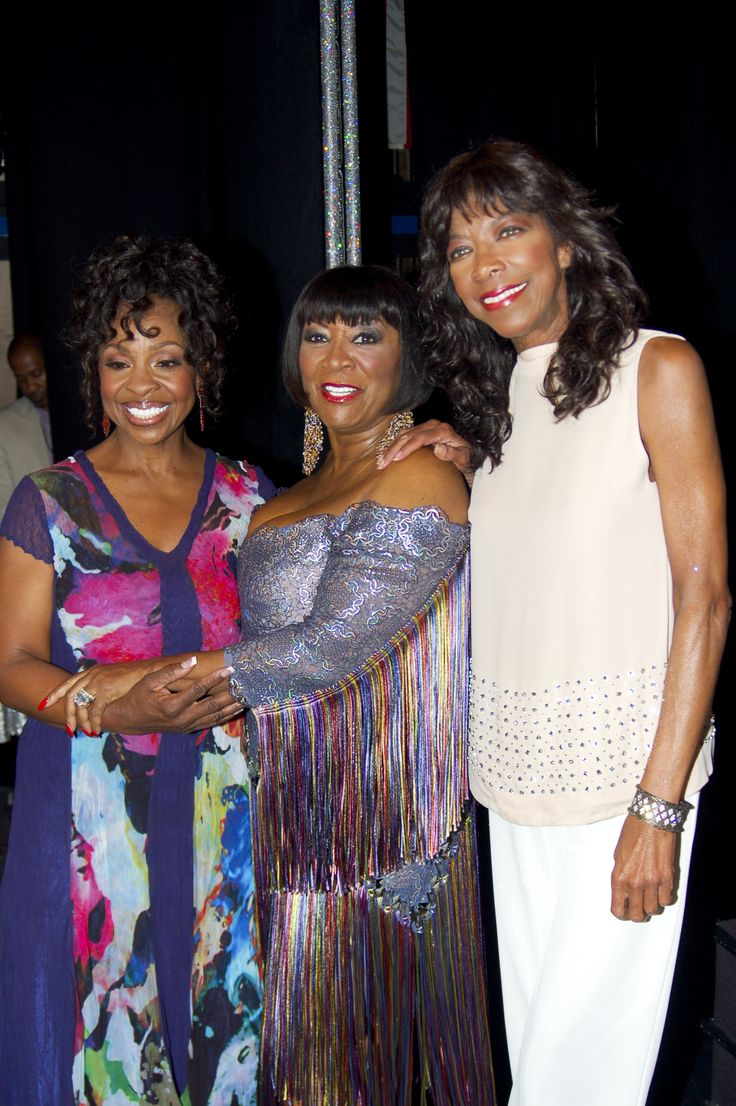 Gladys Knight, Patti Labelle and Natalie Cole.. After midnight broadway play opening images BWTV #broadway, #play, #celebrities