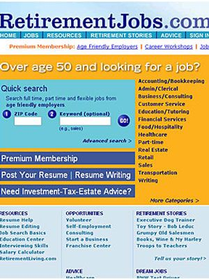 3 Sites for…Employment When You're Over 50