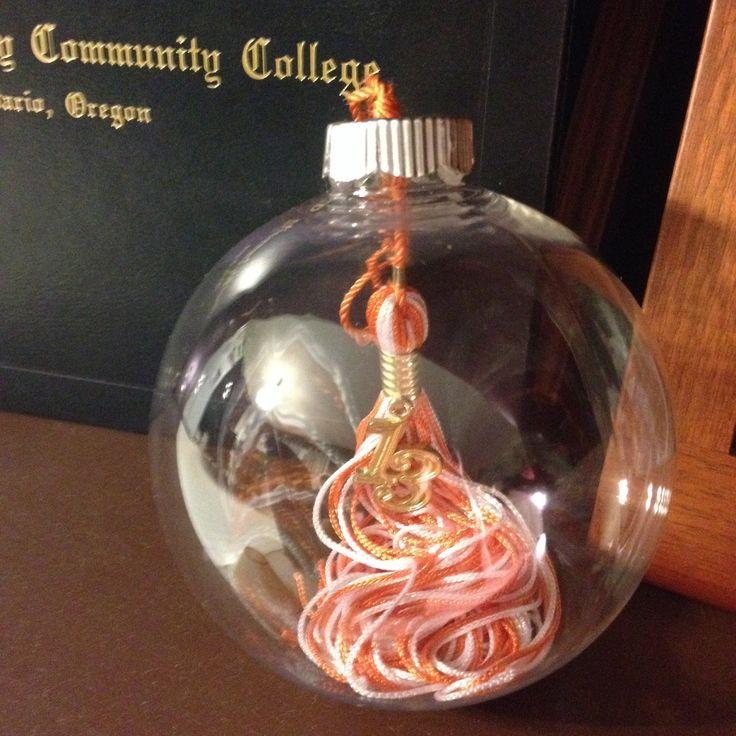 College graduation tassel !!! Awesome