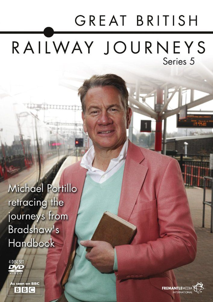 Great British Railway Journeys (2010)