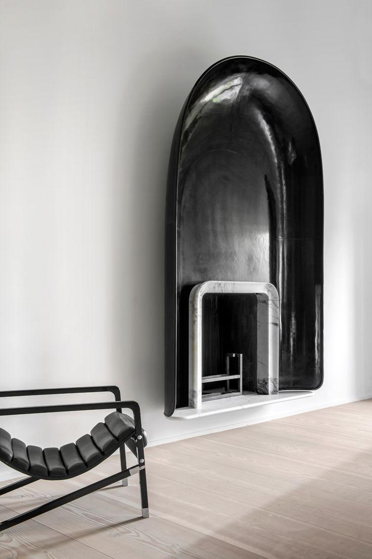 françois champsaur trocadero apartment paris designboom