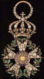 Napoleon's Legion of Honour.