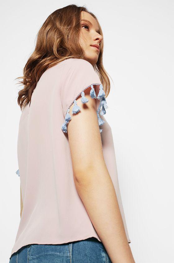 Short Sleeved Ailora | COTTONINK