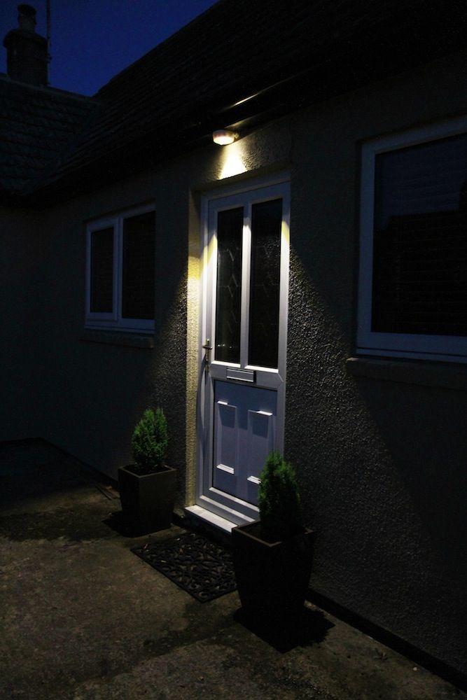 7 best voordeur van huis images on pinterest front doors good light your front door with motion sensored led lighting great for seeing your way to aloadofball Gallery