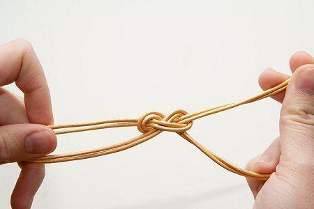 como hacer pulseras de nudos paso a paso                                                                                                                                                      Más