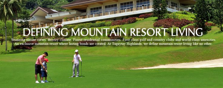 SYCAMORE HEIGHTS - LOT BUNDLED WITH GOLF CLUB LOT SIZE: 250sqm-800sqm STARTING LOT PRICE: P 3,752,500 *w/ magnificent view of Taal Lake, Surrounded by Golf Courses *Lot Bundled w/ Club or Golf Membership *No Time Frame to Build a House *Enjoy 0% interest In-House payable in 5yrs.! *Enjoy Great Discounts & Payment Terms! * WORLD CLASS EXECUTIVE AMENITES  For inquiries please look for: WILSON CRUZ-TAGAYTAY HIGHLANDS *  MOBILE/VIBER: 0926 104 5554 wilson.bellecorp@yahoo.com