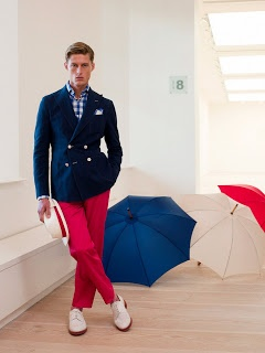 Jeremy Hackett - The Mr Classic Blog: Cowes Week 2010: Boating Clothing for Smart Yachting
