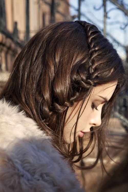 : Braids Hairstyles, Waterf Braids, Beautiful, Braidhair, Girls Hairstyles, Hair Style, Side Braids, Twists Braids, Hair Color