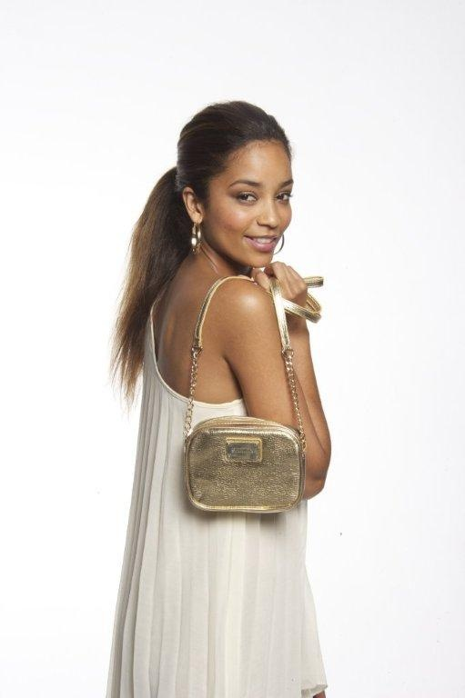 Our gorgeous gold evening hand bag