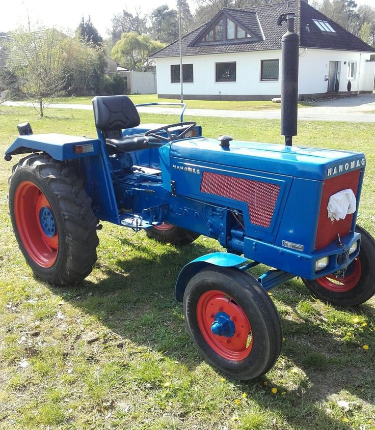 Best hanomag traktor images on pinterest tractor