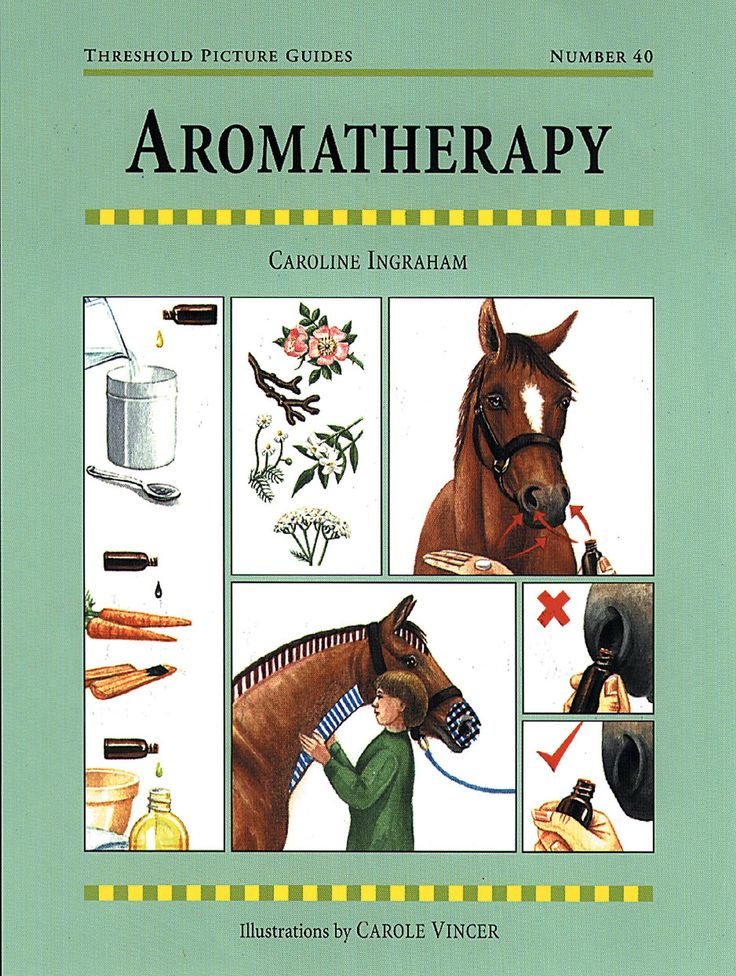 Threshold Picture Guide No. 40 Aromatherapy by Caroline Ingraham | Quiller…
