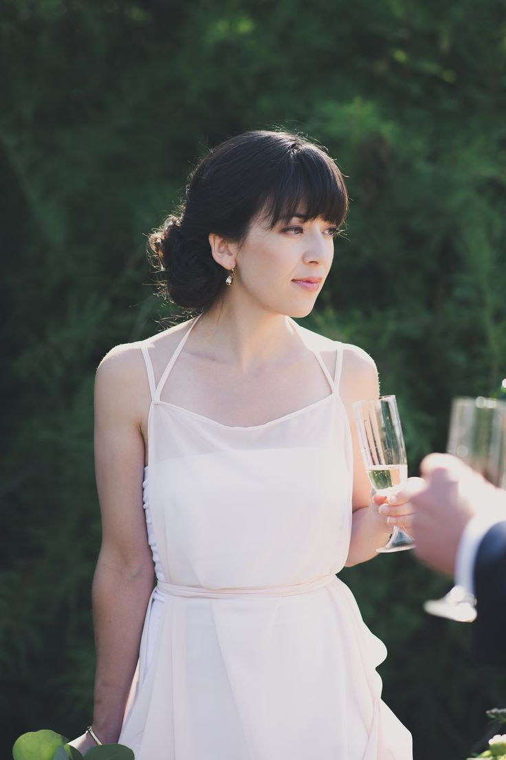I'm so happy to say that my bridesmaid dresses are featured in BRIDES today!!!!! Congratulations to Amber Sessions and Cam Rumpkins on throwing the most beautiful and fun wedding of the year! xx  http://www.brides.com/blogs/aisle-say/2015/01/nautical-wedding-vancouver-canada-rebecca-amber-photography.html  Shop the look here: http://elikainlove.bigcartel.com/product/blush-chiffon-bridesmaid-dresses  Photography by http://www.rebeccaamberphotography.com/