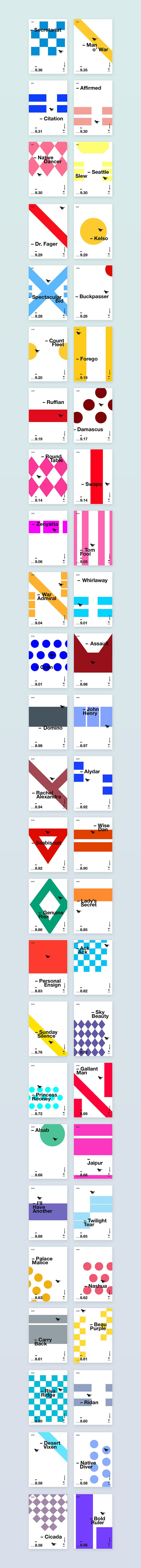 Fun geometric shapes that can be used for design system. Different shapes but still cohesive.