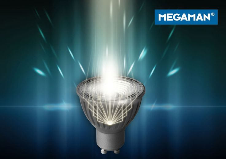 MEGAMAN® Launches Hybrid Reflector LEDs- Excellent Optics, Higher Efficacy and Better Beam Control