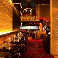 Intérieur chic mêlant décor oriental et design contemporain au restaurant Azar | © Azar Restaurant