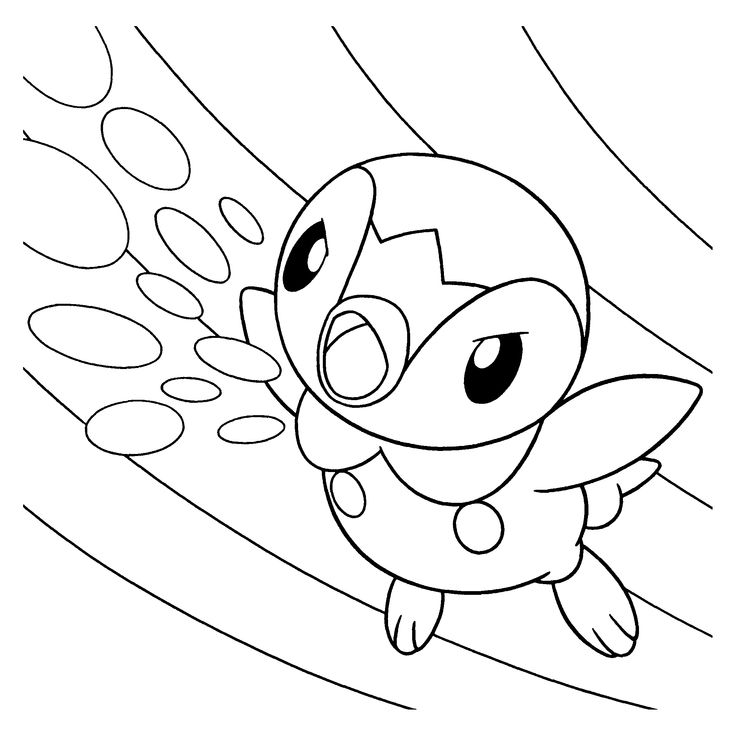 pokemon dimond coloring pages - photo#25
