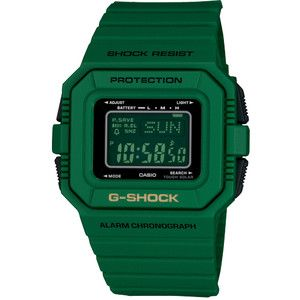 I want this watch - Casio G5500C-3 Men's G-Shock Watch Green