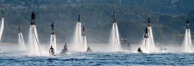 Lake Joe Pool Boat Rentals & Flyboarding