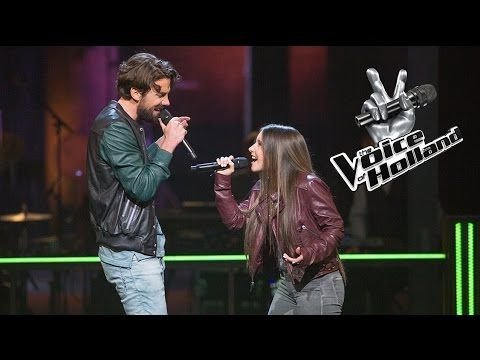 Chris Link vs. Nikita Pellencau – Love Me Again (The Battle | The voice of Holland 2015) - YouTube