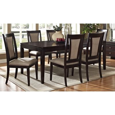 Wilson Dining Table (Dining Tables - Rectangular) $469.75