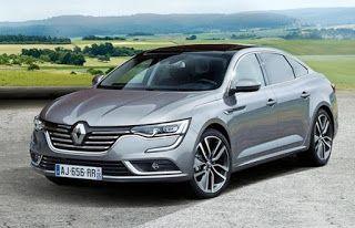 CAR DESIGN SCOOP - Scoop et dernieres infos automobile: voici la nouvelle renault talisman scoop 2015