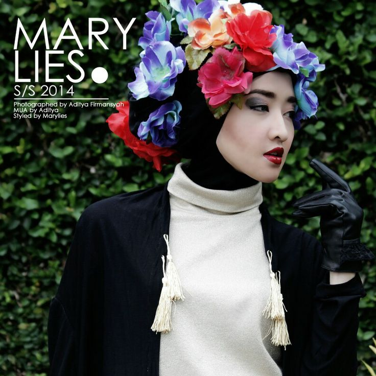 Photographed + mua by Aditya Firmansyah // styled by Marylies