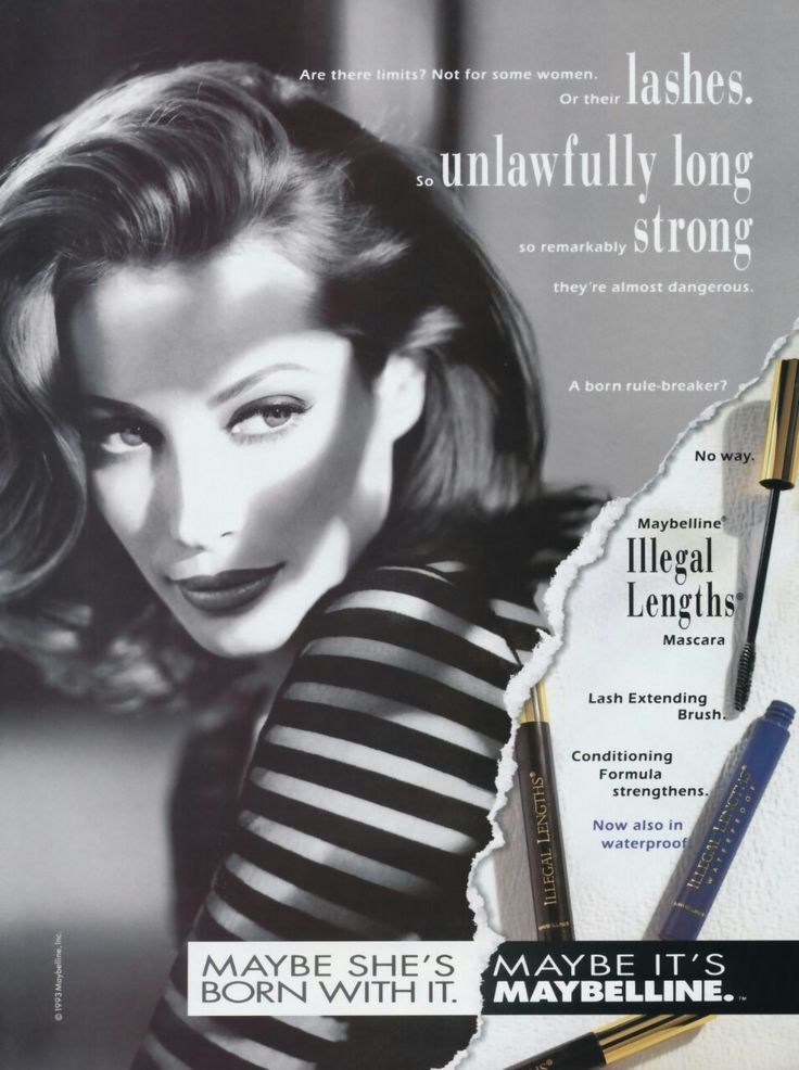 christy turlington maybelline - photo #16