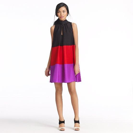 silk leeya dress