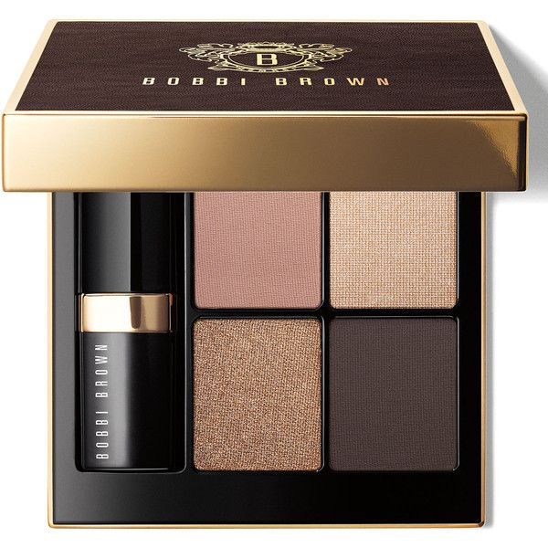 Bobbi Brown Party to Go - Lip & Eyes (55 AUD) ❤ liked on Polyvore featuring beauty products, makeup, beauty, palette makeup and bobbi brown cosmetics