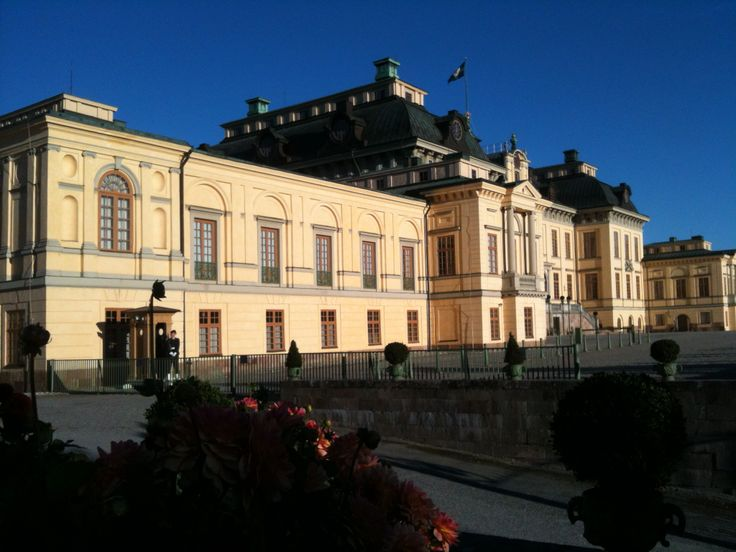 Drottningholm, the castle. Architect: Nicodemus Tessin senior. Photo: Lillemor Brink